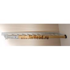 Финская пила для льда с деревянной ручкой